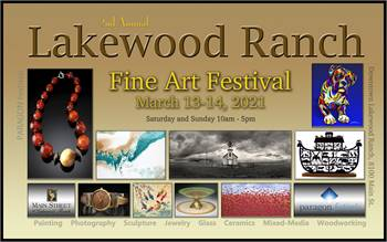 2nd Annual Lakewood Ranch Fine Art Festival