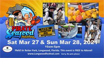 Longwood Pirate Seafood Festival