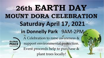 Mount Dora Earth Day Celebration