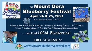 Mount Dora Blueberry Festival
