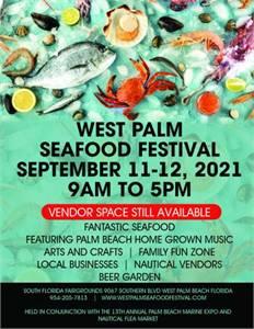 West Palm Seafood Festival
