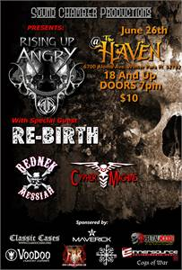 The Haven Lounge: Live All original Concert Series