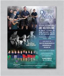 Off Kilter Live with the Byrne Brothers