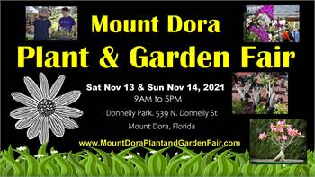 Mount Dora Plant and Garden Fair