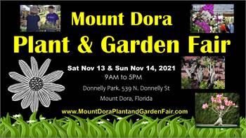 Mount Dora Plant and Garden Fair