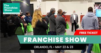 Orlando Franchise Show – Free Tickets