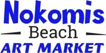 Nokomis Beach Art market