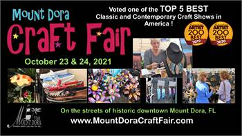 Mount Dora Craft Fair