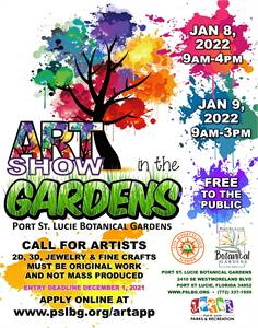 2022 Art Show In The Gardens