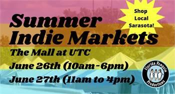 Summer Indie Markets
