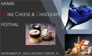 Miami Wine, Cheese & Chocolate Festival