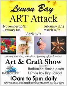 Lemon Bay Art Attack Art & Craft Show