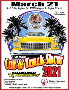 WCMCC  17th Annual Car & Truck Show