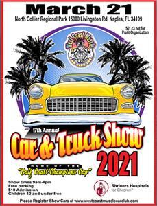 WCMCC  17th Annual Car & Truck Show