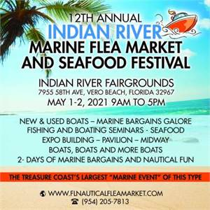 12th Annual Indian River Marine Flea Market and Seafood Festival