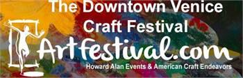 Annual Downtown Venice Craft Festival
