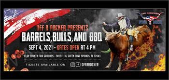 Bulls, Barrels, & BBQ Featuring the Luke Langford Band