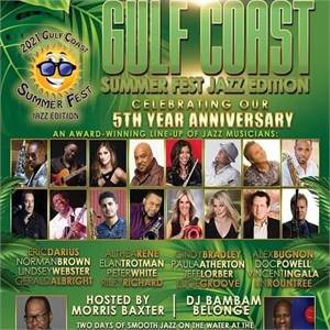 Gulf Coast Summer Fest Jazz Edition