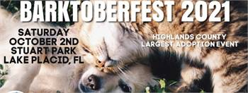 BARKTOBERFEST Pet Adoption Event