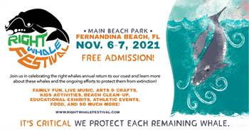 2021 Right Whale Festival