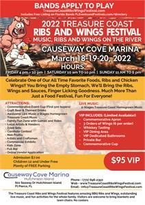 Get Ready For the Treasure Coast Marine Flea Market and Seafood Festival
