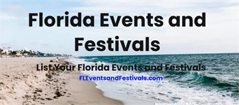 Florida Events and Festivals - List Your Events